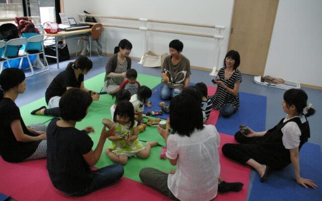 Iorana Music Together 武蔵小杉クラス