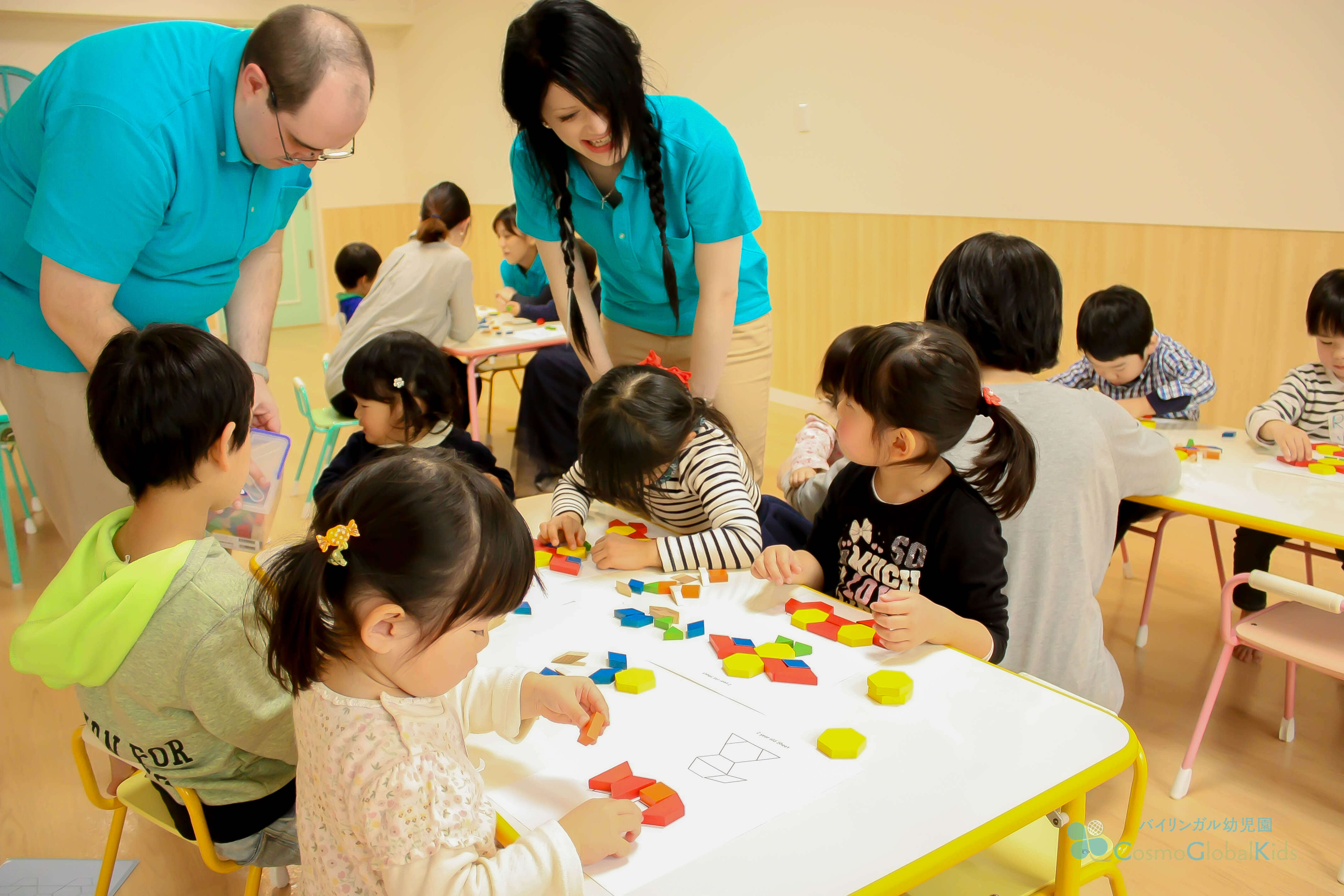 バイリンガル幼児園 Cosmo Global Kids(コスモグローバルキッズ)