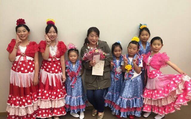 タマキフラメンコ舞踊教室