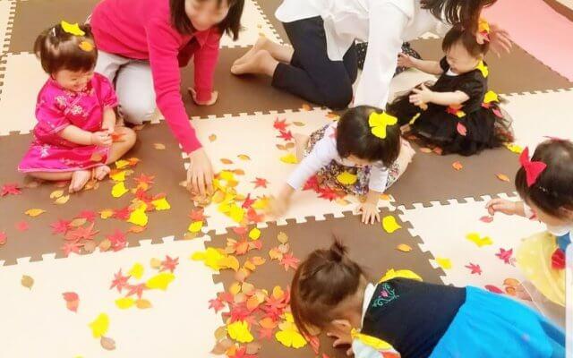 親子教室キラハピ☆たまプラーザ