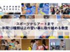 PAPAMO SCHOOL 茗荷谷教室